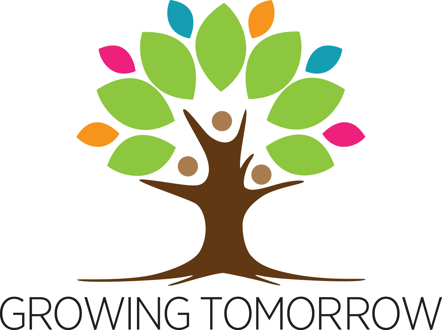 Growing Tomorrow Logo horizontal