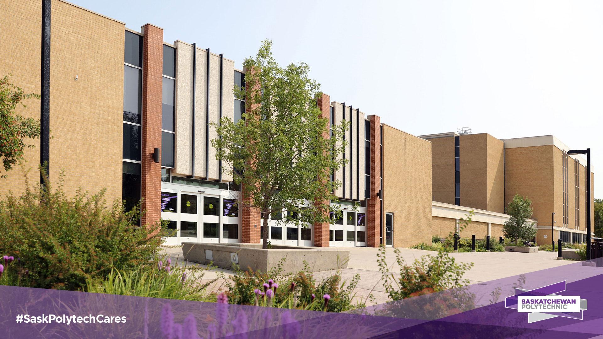 Saskatoon Campus Zoom Background